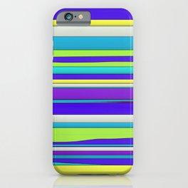 Hard horizons 2 iPhone Case