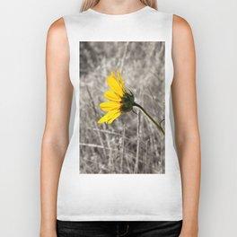 Sunflower Daydream Biker Tank
