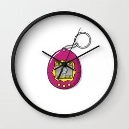 Retro Toy Wall Clock