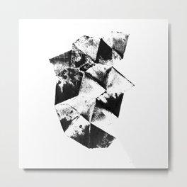 Shape rock Metal Print