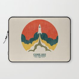 Come See The Universe Laptop Sleeve