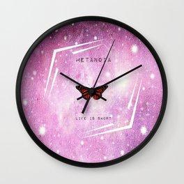Metanioa Monarch Wall Clock