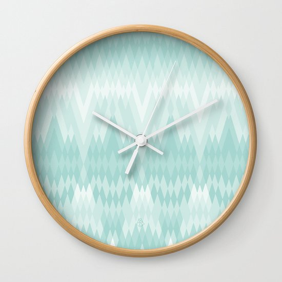 Pattern pending Wall Clock