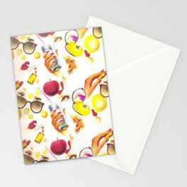 Car Hop Stationery Cards