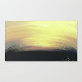 SunDance2 Canvas Print