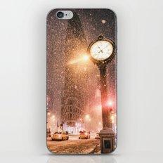 New York City Snow iPhone & iPod Skin