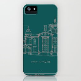 Ornate House 3 iPhone Case