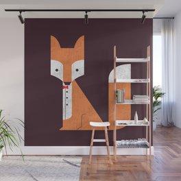 Le Sly Fox Wall Mural