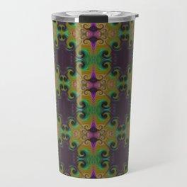 Spirals Royal Travel Mug
