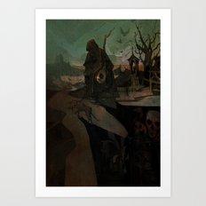 1346 Art Print