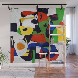 Arshile Gorky Untitled Wall Mural