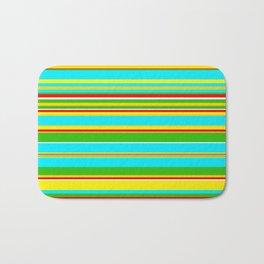 Stripes-004 Bath Mat