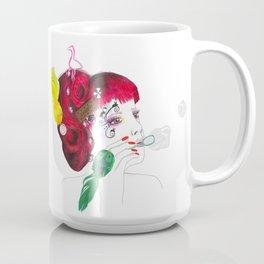 Bubble girl Coffee Mug