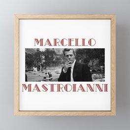Marcello Framed Mini Art Print