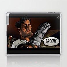Groovy Laptop & iPad Skin