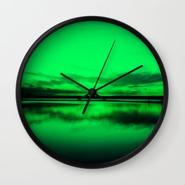Scenery 6 Wall Clock