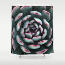 Cuctus print Shower Curtain