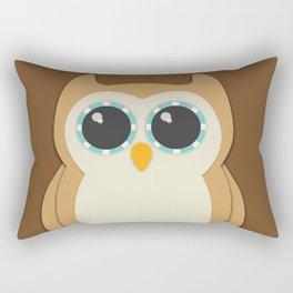 Forest Owl Nursery Set Rectangular Pillow