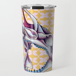 CalaveraPOP Shark. Travel Mug