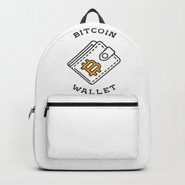 Bitcoin Wallet Backpack