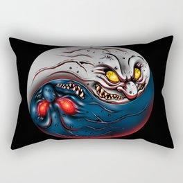 ying yang Rectangular Pillow