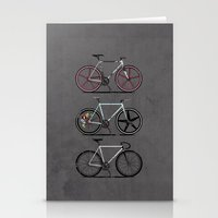 brompton Stationery Cards featuring This Is How I Roll by Wyatt Design