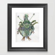 uncle bobo Framed Art Print
