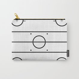 Ice Hockey Rink Carry-All Pouch