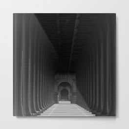 Inception Bridge Metal Print