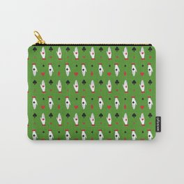 Poker player Carry-All Pouch