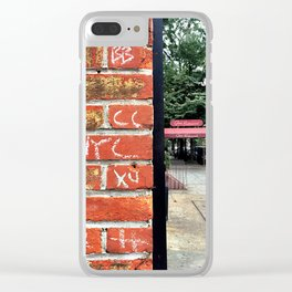I Heart NYC Clear iPhone Case