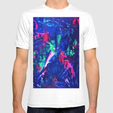 Emotion Mens Fitted Tee White MEDIUM