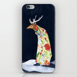 Wilder Mann - The Stag iPhone Skin