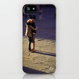 Romantic Italians iPhone Case