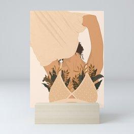 Let Your Body Breathe Mini Art Print