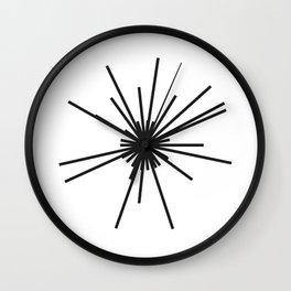 Relative Times - by Genu - WORDISIAC™ Wall Clock
