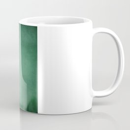 green microcosmos Coffee Mug