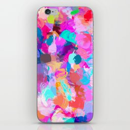 Candy Shop #painting iPhone Skin