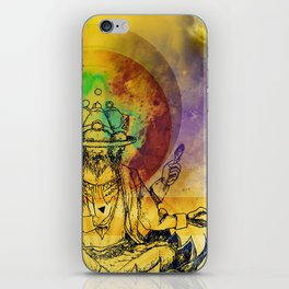 Brahma dream iPhone Skin