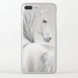 Reign Clear iPhone Case
