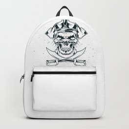 Pirate Backpack