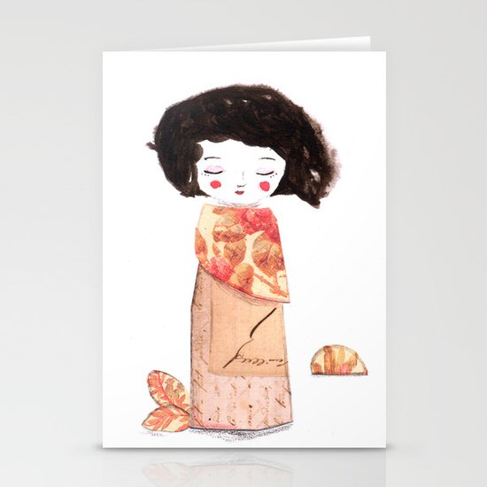 Oriental Stationery Cards