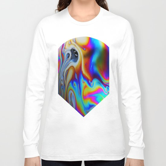 Marbled Granite - Great Colors. Long Sleeve T-shirt