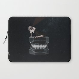 Tooth Terror Laptop Sleeve