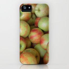 Jonagold Apples iPhone Case
