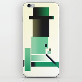 Hats and Ladders iPhone Skin