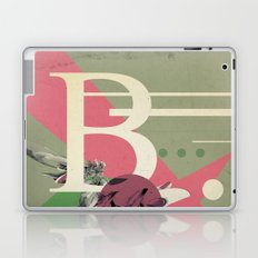 (Times) B Laptop & iPad Skin