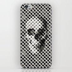 Wicker Skull iPhone & iPod Skin