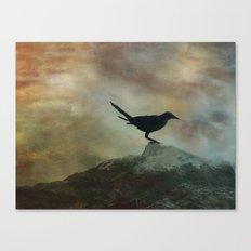 Bird Panel II Canvas Print