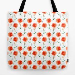 The Poppy Field Tote Bag